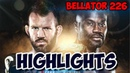 Bellator 226 Bader vs Kongo Full Fight – Highlights