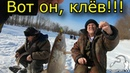 Зимняя рыбалка 2019 год. Активный клев рыбы. Мотособака Пахус Paxus.