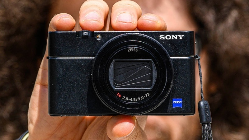 Sony RX100 VII Мини а9 Jared Polin русская озвучка