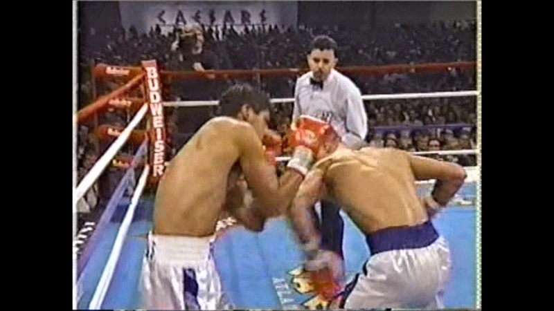 Легендарные бои — Гатти-Руэлас (1997)   FightSpace