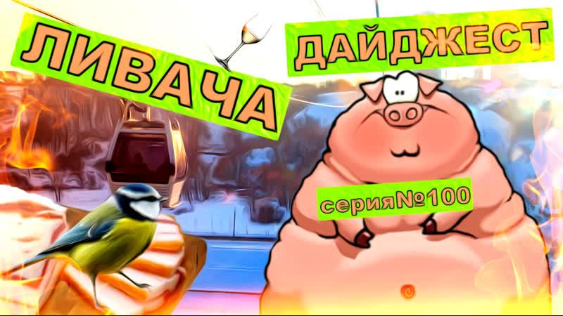 ЛИВАЧА ДАЙДЖЕСТ(серия№100)