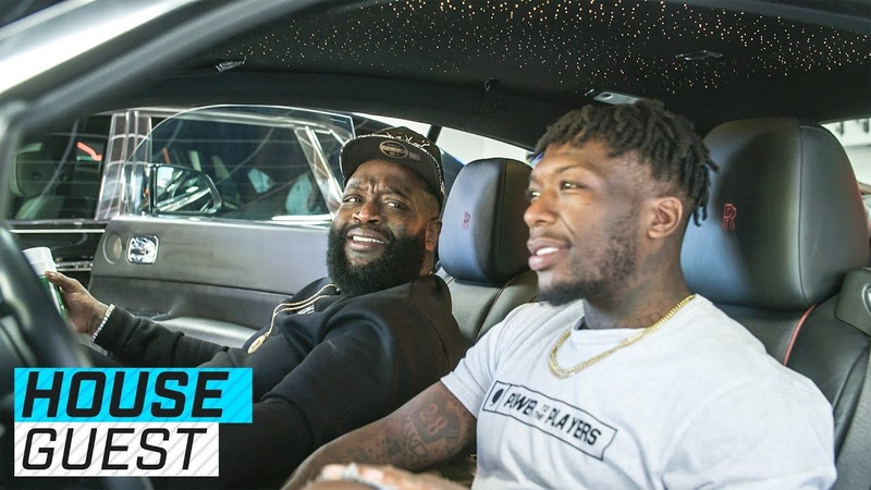 Rick Ross' 254-Acre Atlanta Mansion | Houseguest with Nate Robinson | The Players' Tribune