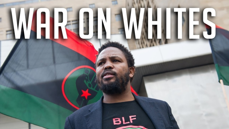 BLF declares War on White People | South Africa (2018)