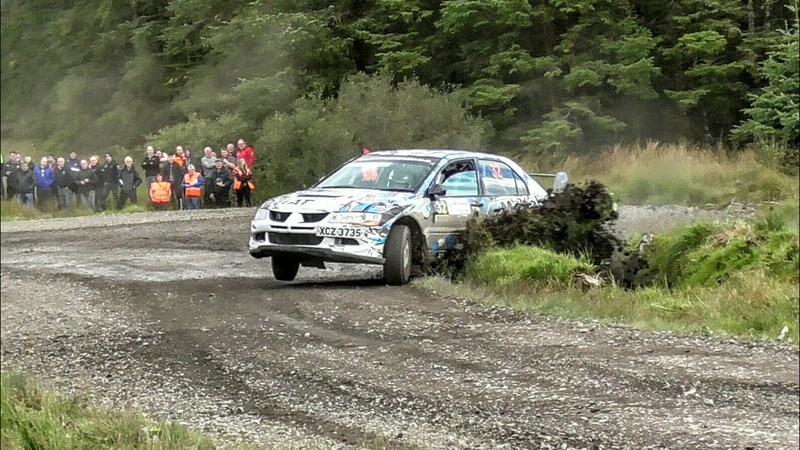 Bushwhacker Forestry Rally 2018 (HD)