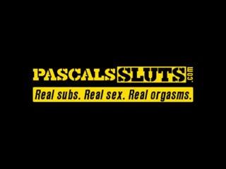 Pascal subsluts brazzers anal threesome boobs destroyed huge сиськи трахнул молодую горячую глубоко gangbang
