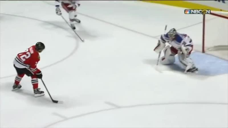 Artemi_Panarin_First_NHL_Goal_vs_New_York_(10_7_15) _ Первый гол Артемия Панарина в НХЛ