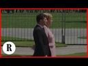 Germania Merkel colta da tremore mentre ascolta l'inno nazionale Poi rassicura Sto bene