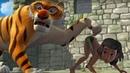 Маугли -Книга Джунглей - Все серии сразу - сборник серий 46 - 49 –развивающий мультфильм для детей