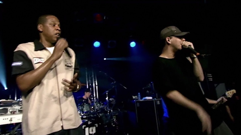 Linkin Park/Jay Z - Collision Course [Live At Roxy Theatre]