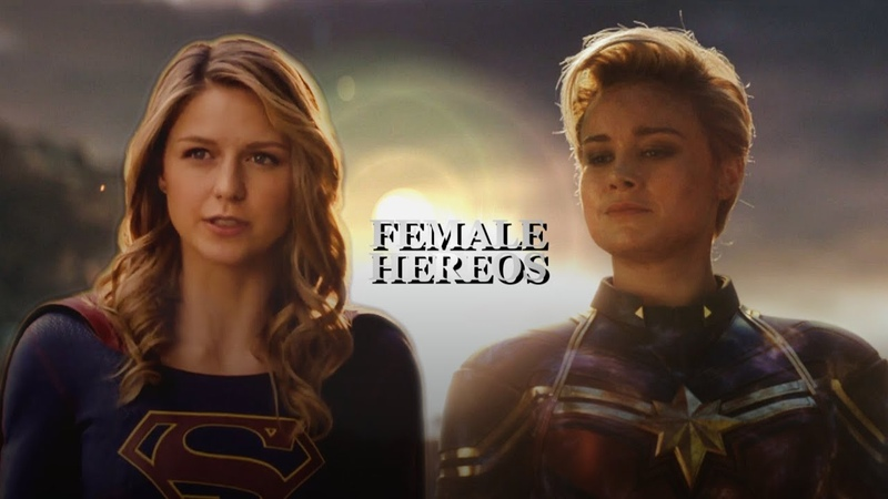 DC/MARVEL Female Heroes • I have nothing to prove to you.