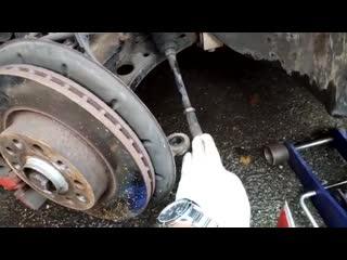 Как экономить на ремонте подвески. Очень бюджетный способ