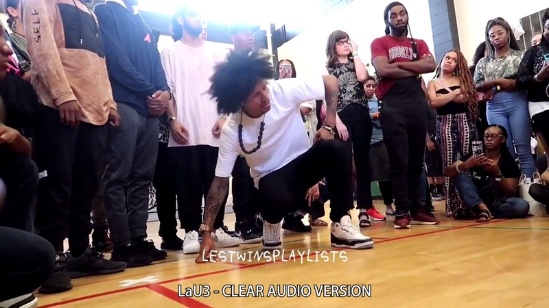 Larry (Les Twins) - Lo Tempo - Lethal Moves Feat. TT Shanell (CLEAR AUDIO)