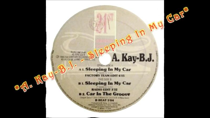 A Kay B J Sleeping In My Car Factory Team Edit