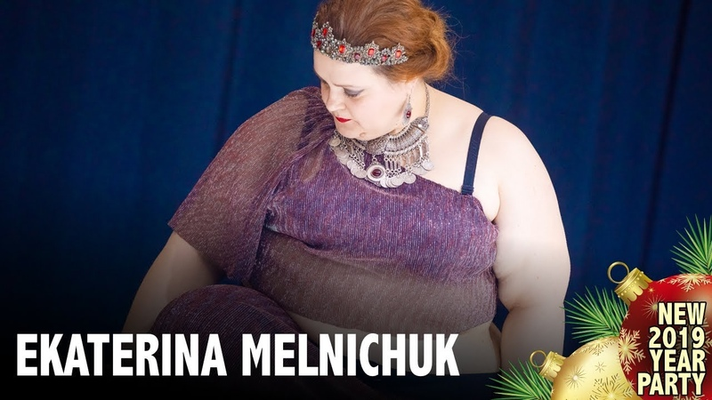 Ekaterina Melnichuk Tribal Fusion Belly Dance