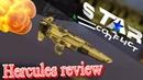 Star Conflict: Легендарный Геркулес (фан-обзор)