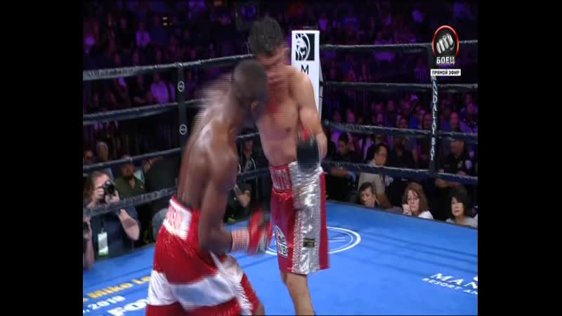 Guillermo Rigondeaux vs. Julio Ceja