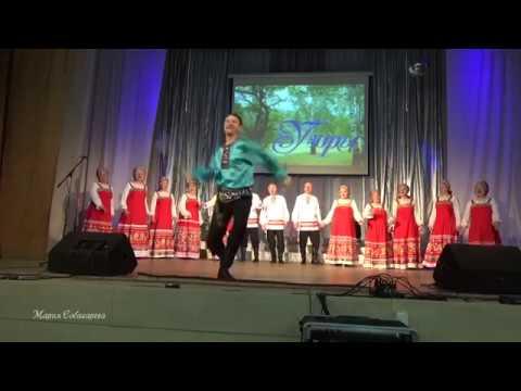 народный ансамбль ТОПОЛЕВСКИЕ СУДАРУШКИ с Тополево 03 02 19г