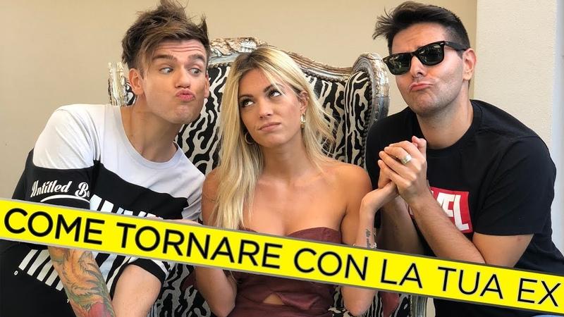 COME TORNARE CON LA TUA EX - iPantellas Ludovica Pagani