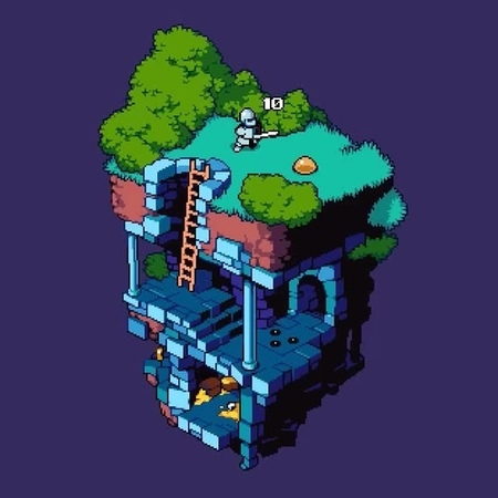Retro Dungeon · coub, коуб