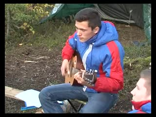 17-й туристический слёт молодёжи Приуральского района
