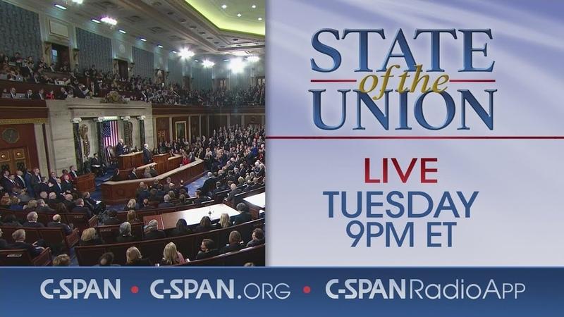 LIVE President Trump 2019 State of the Union Address Democratic Response (C-SPAN)