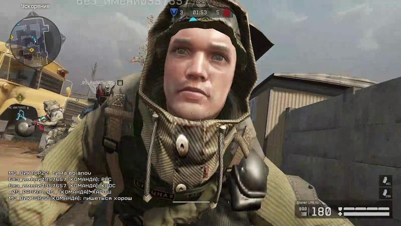 Лучшее оружие штурмовика в игре Warface. Варфейс пулемёт STONER LMG A1. (Ролик №29).