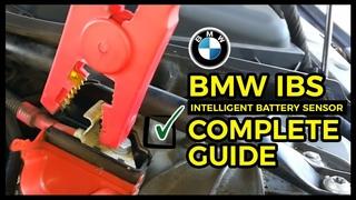BMW NO START NO CRANK Intelligent Battery Sensor BMW IBS FIX- HAPPY ENDING SOLUTION