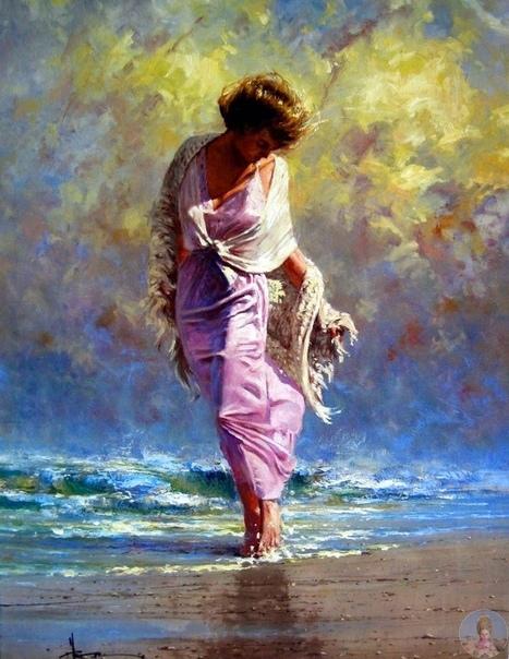 Роберт Каган - современный австралийский художник-импрессионист.