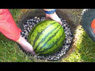 Как сохранить арбуз к новому году! эксперимент второй.