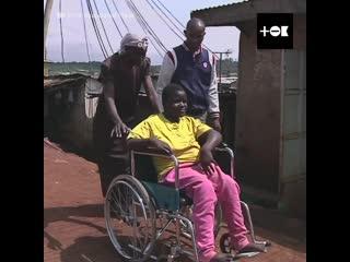 Второй папа для детей-инвалидов
