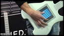 MISA DIGITAL KITARA @ WINTER NAMM 2011 USB MIDI GUITAR SYNTH