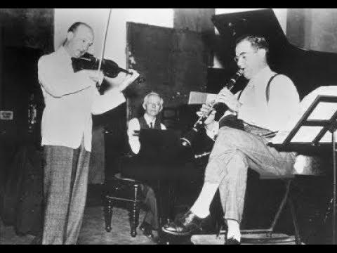 Joseph Szigeti 1892 1973 Bach Sonata 1 2 Partita 3 R New York 1946 '49