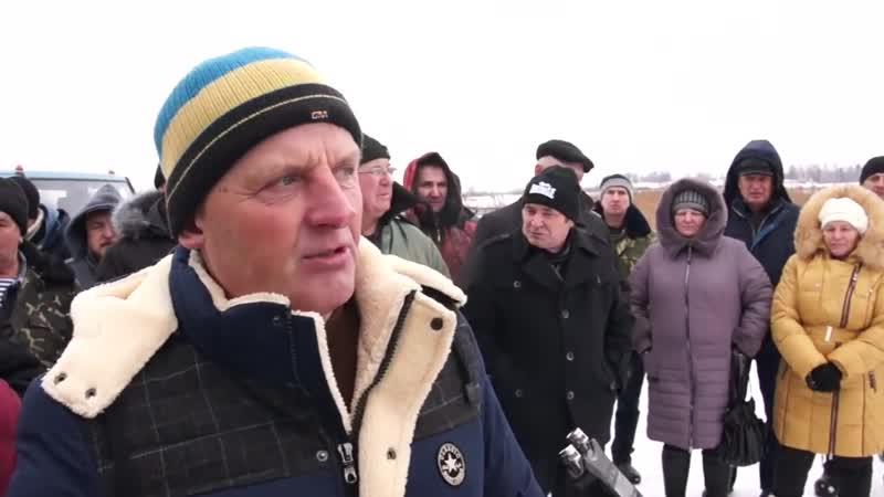 Полешуки против передачи озера Червоное нацпарку Припятский