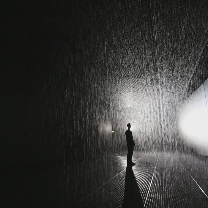 Комната Дождя Москва
