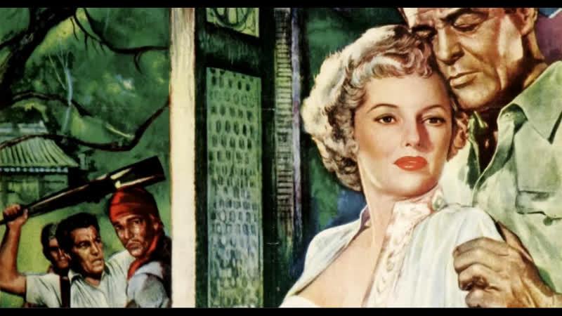 Побег в Бирме (1955)