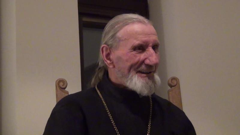 Айцец Васіль Вясельны абрад Priest Vasil from Palessie About Wedding ritual