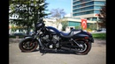 BAMBAM VIDEO CLIP - Harley Davidson Vrod Night Rod Special