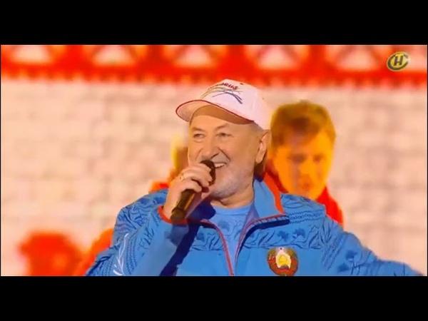 Анатолий Ярмоленко Сапраўдны беларус Песня Года Беларуси 2018