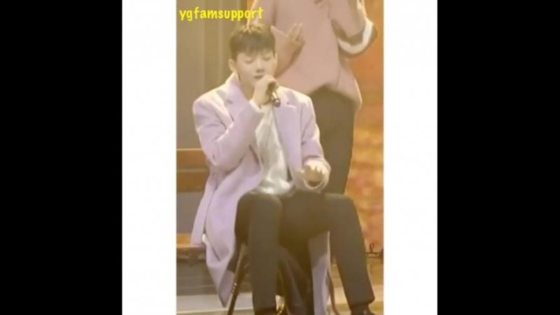 180923 YG New Boys @ Kim Jun Kyu team KOJJING cover BTOB It's Okay MIXNINE performance