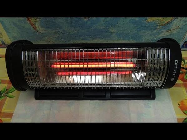 Электрообогреватель 💥 перестал работать. Причина и ремонт 🛠 (electric heater).