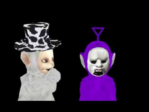 (MMD) Slendytubbies 3 Trumpet meme