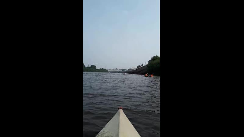 Сплав Под 7-ю мостами 28.07.19