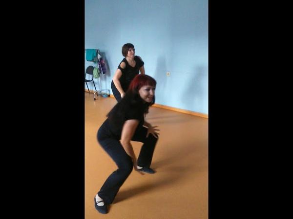 Учим новый танец под музыку Дженифер Лопез Студия танца Школа женственности