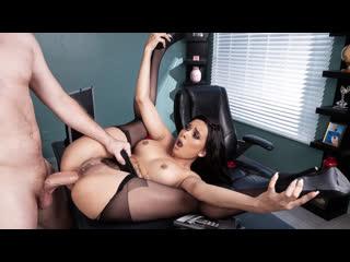 Aaliyah hadid dress code inspection (anal, big tits, black hair, blowjob, asian, squirt, office)