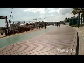 Пляж Kite Beach (Кайт-Бич) в Дубае, ОАЭ - обзор и сравнение с другими пляжами