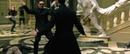 Смотри описание Сцена драки где Нео останавливает пули Фильм Матрица Перезагрузка 2003 год