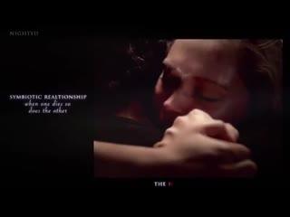 Bellarke | symbiotic relationship