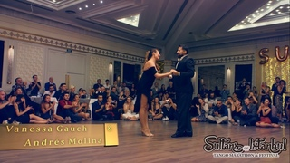 WoW! Vanessa Gauch & Andrs Molina -Te Aconsejo Que Me Olvides - Anibal Troilo - Sultans Tango Fest