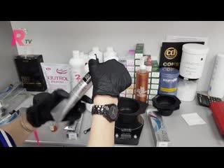 Техника (technique) blur расческа тв