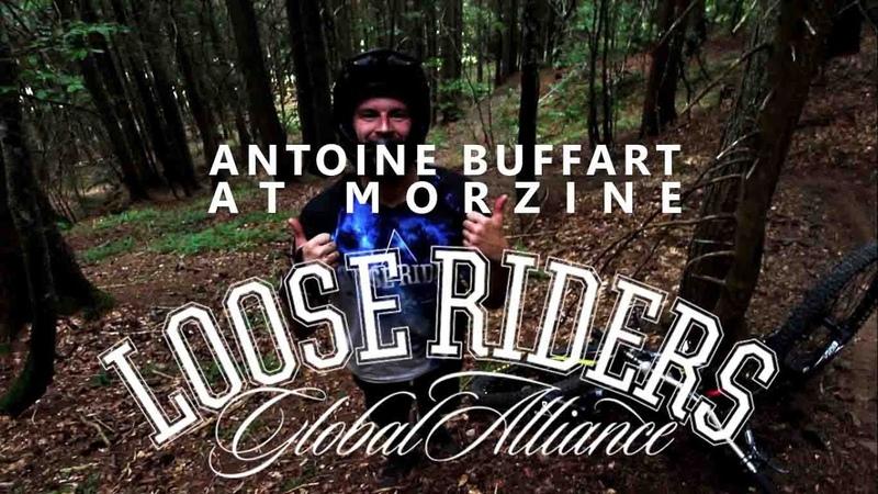 Loose Riders Antoine Buffart At Morzine